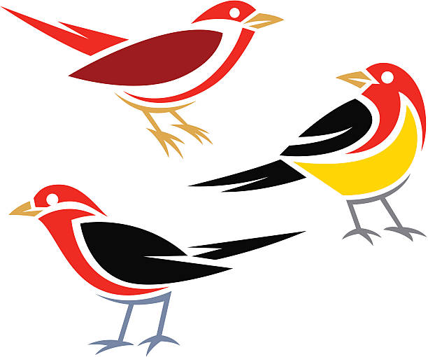 Summer Tanager clipart #5, Download drawings