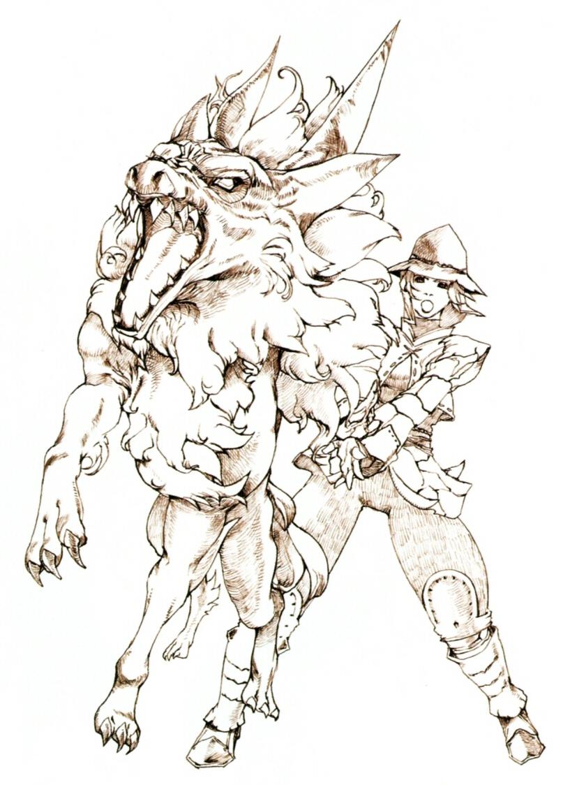 Summoner coloring #3, Download drawings