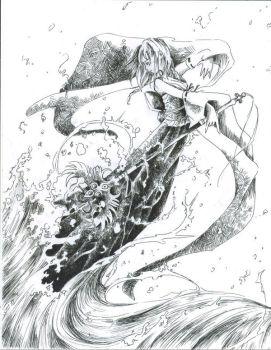 Summoner coloring #6, Download drawings