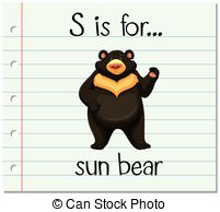 Sun Bear clipart #13, Download drawings