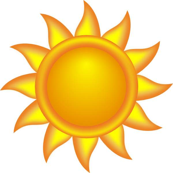 Sun clipart #18, Download drawings
