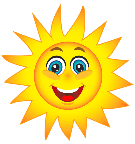 Sun clipart #2, Download drawings