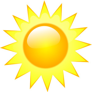 Sun clipart #12, Download drawings