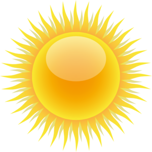 Sun clipart #3, Download drawings