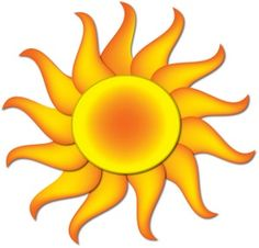 Sun clipart #7, Download drawings