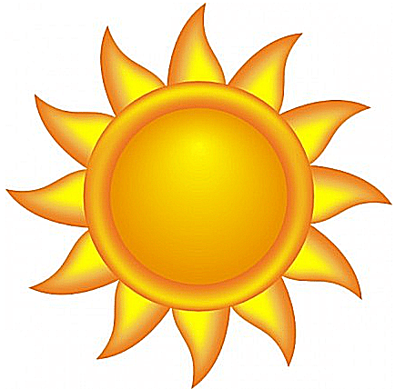 Sunshine clipart #13, Download drawings