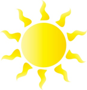 Sun clipart #9, Download drawings