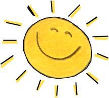 Sunbeam clipart #17, Download drawings