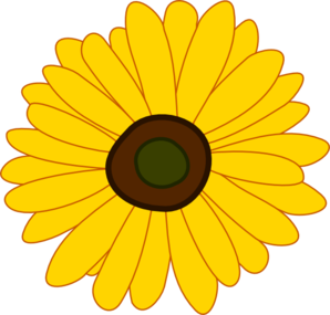 Sunflower clipart #17, Download drawings