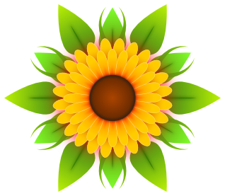 Sunflower clipart #14, Download drawings