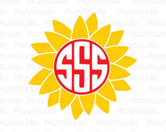 Sunflower svg #20, Download drawings