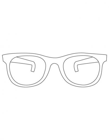 printable sunglasses coloring pages | Sunglasses coloring, Download Sunglasses coloring for free ...