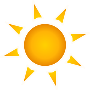 Sunlight clipart #6, Download drawings