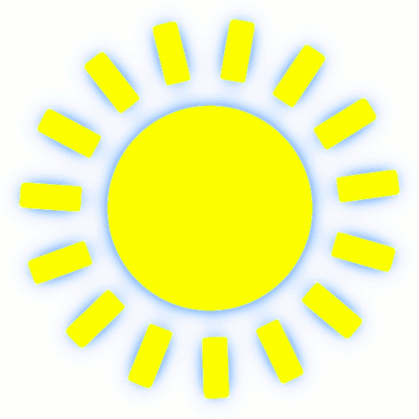 Sunshine clipart #11, Download drawings