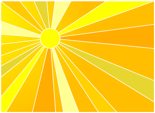 Sunlight clipart #14, Download drawings