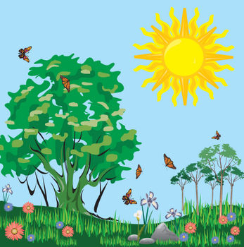 Sunny clipart #1, Download drawings