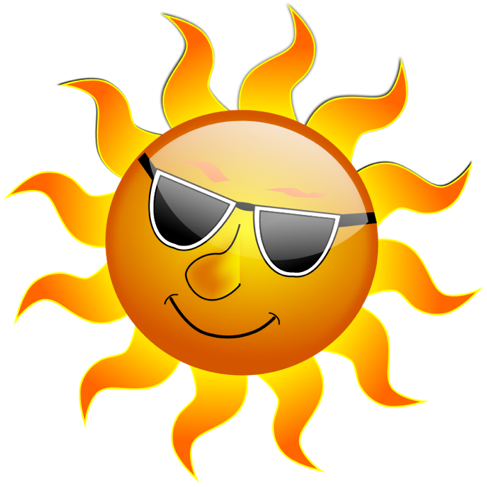 Sunny clipart #10, Download drawings