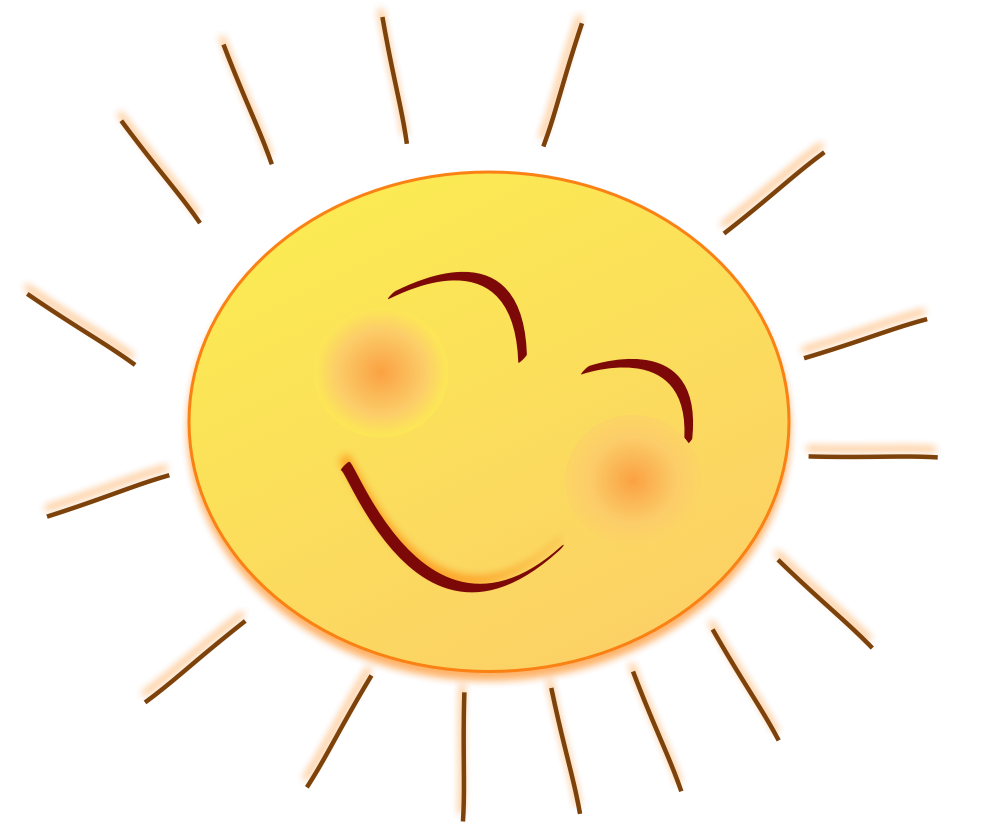 Sunny clipart #6, Download drawings