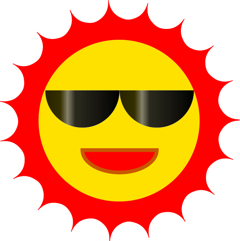 Sunny clipart #7, Download drawings
