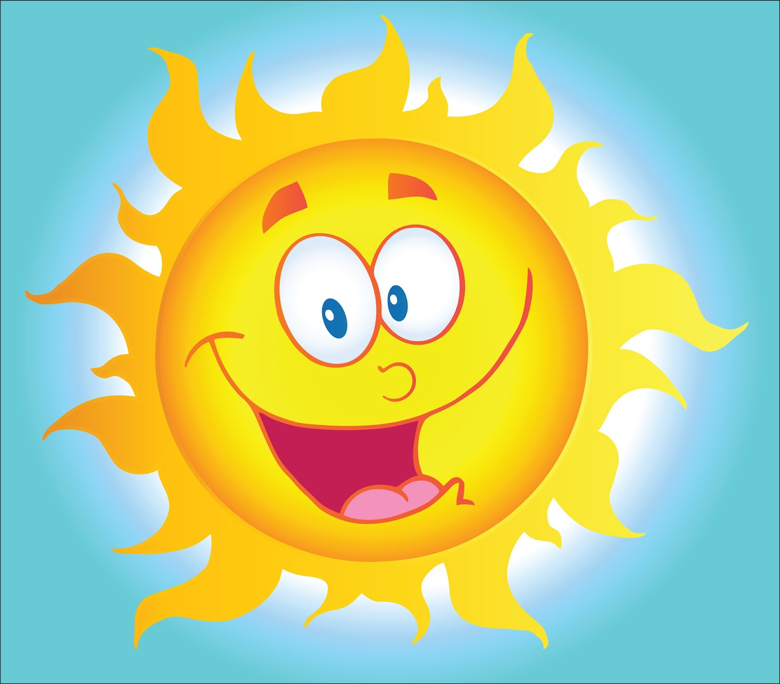 Sunny clipart #4, Download drawings