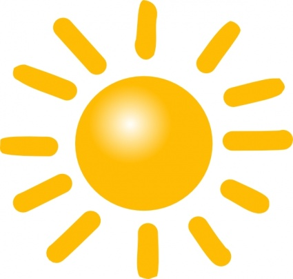 Sunny clipart #20, Download drawings