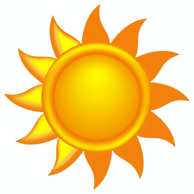 Sunny clipart #13, Download drawings