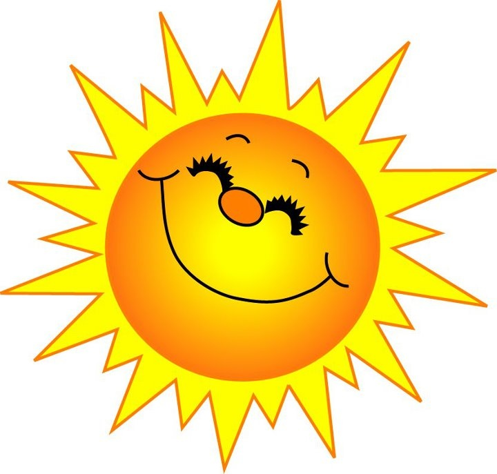 Sunny clipart #18, Download drawings
