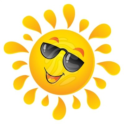Sunny clipart #19, Download drawings