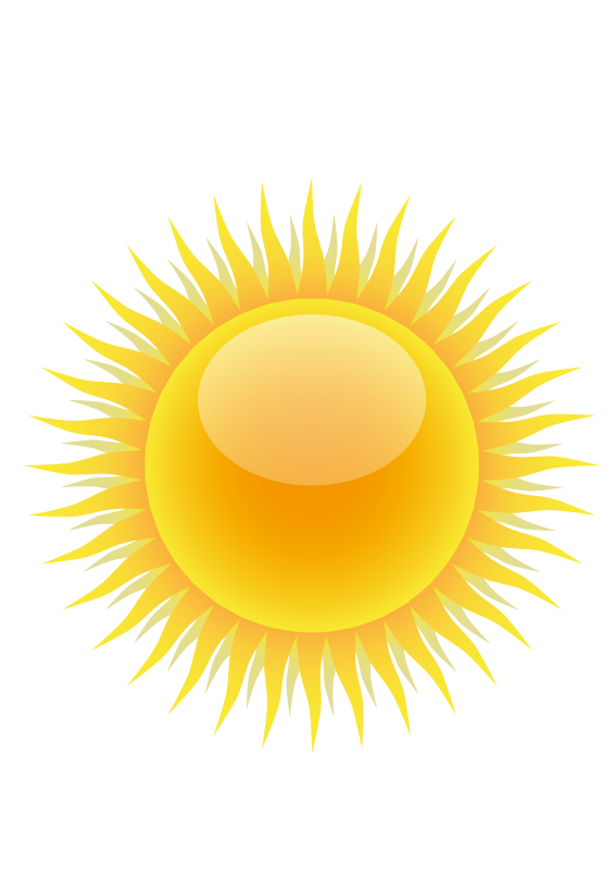 Sunny clipart #12, Download drawings