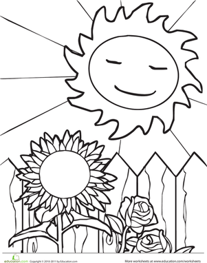 Sunny coloring, Download Sunny coloring for free 2019