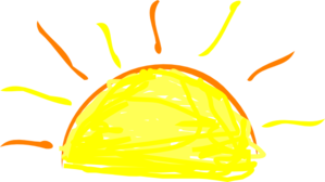 Sunrise clipart #11, Download drawings