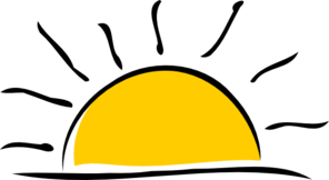 Sunset clipart #20, Download drawings