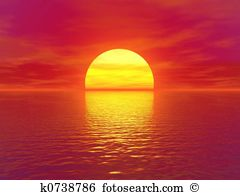 Sunset clipart #12, Download drawings