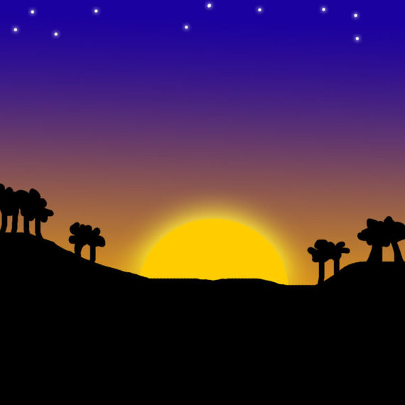 Sunset clipart #8, Download drawings