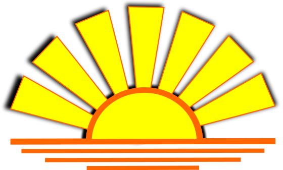 Sunset clipart #5, Download drawings