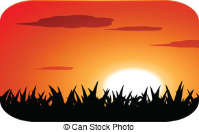 Sunset clipart #19, Download drawings