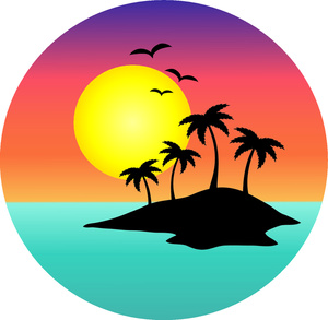 Sunset clipart #18, Download drawings
