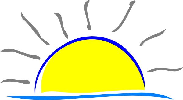 Sunset clipart #16, Download drawings