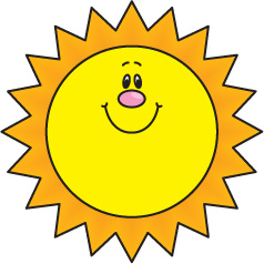 Sunshine clipart #12, Download drawings