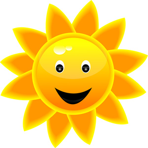 Sunshine clipart #10, Download drawings