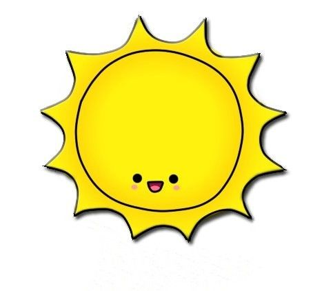 Sunshine clipart #8, Download drawings