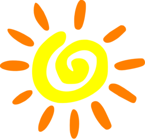 Sunshine clipart #7, Download drawings