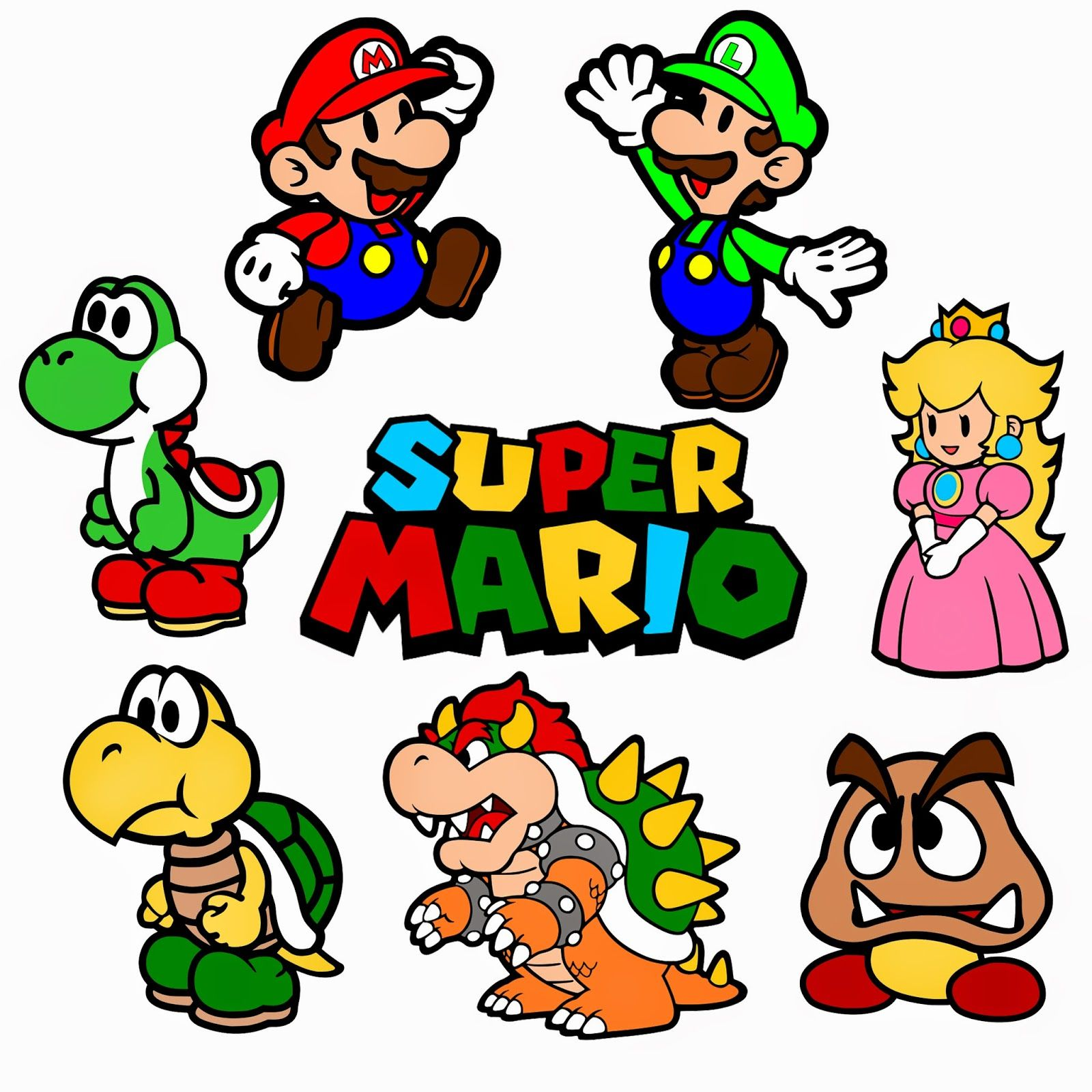 super mario svg #691, Download drawings