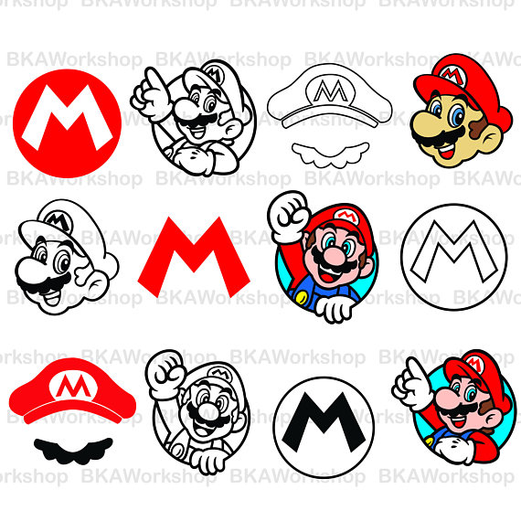 super mario svg #692, Download drawings