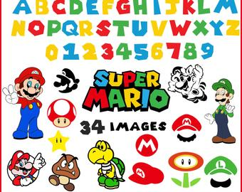 super mario svg #689, Download drawings