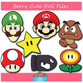 super mario svg #690, Download drawings