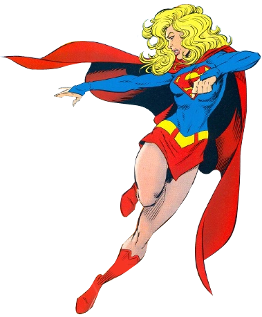 Supergirl clipart #1, Download drawings