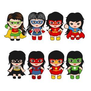 Supergirl svg #8, Download drawings