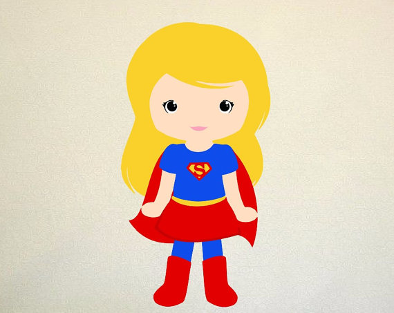 Supergirl svg #13, Download drawings