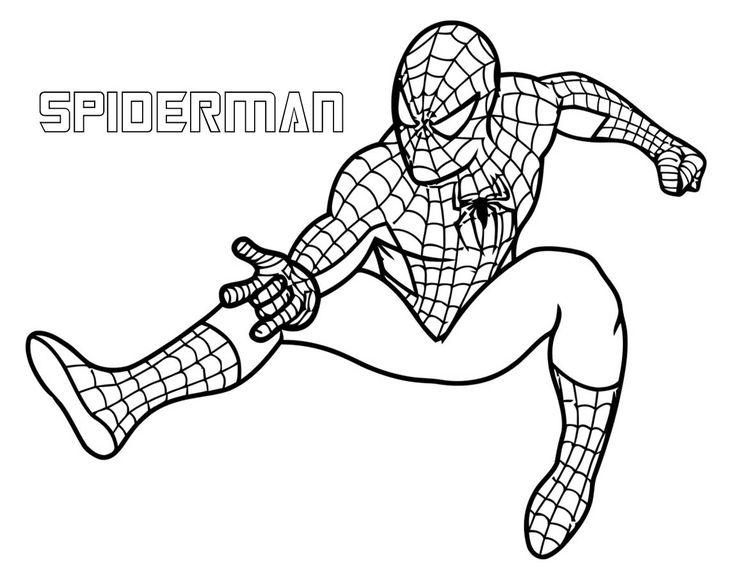 Superhero coloring #13, Download drawings